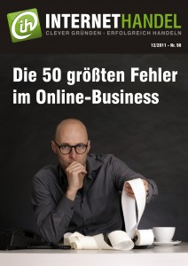 Fehler im Online-Business